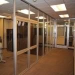Офисные (внутренние) перегородки