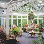 Фасады, витражи, зимние сады, эркеры, купола